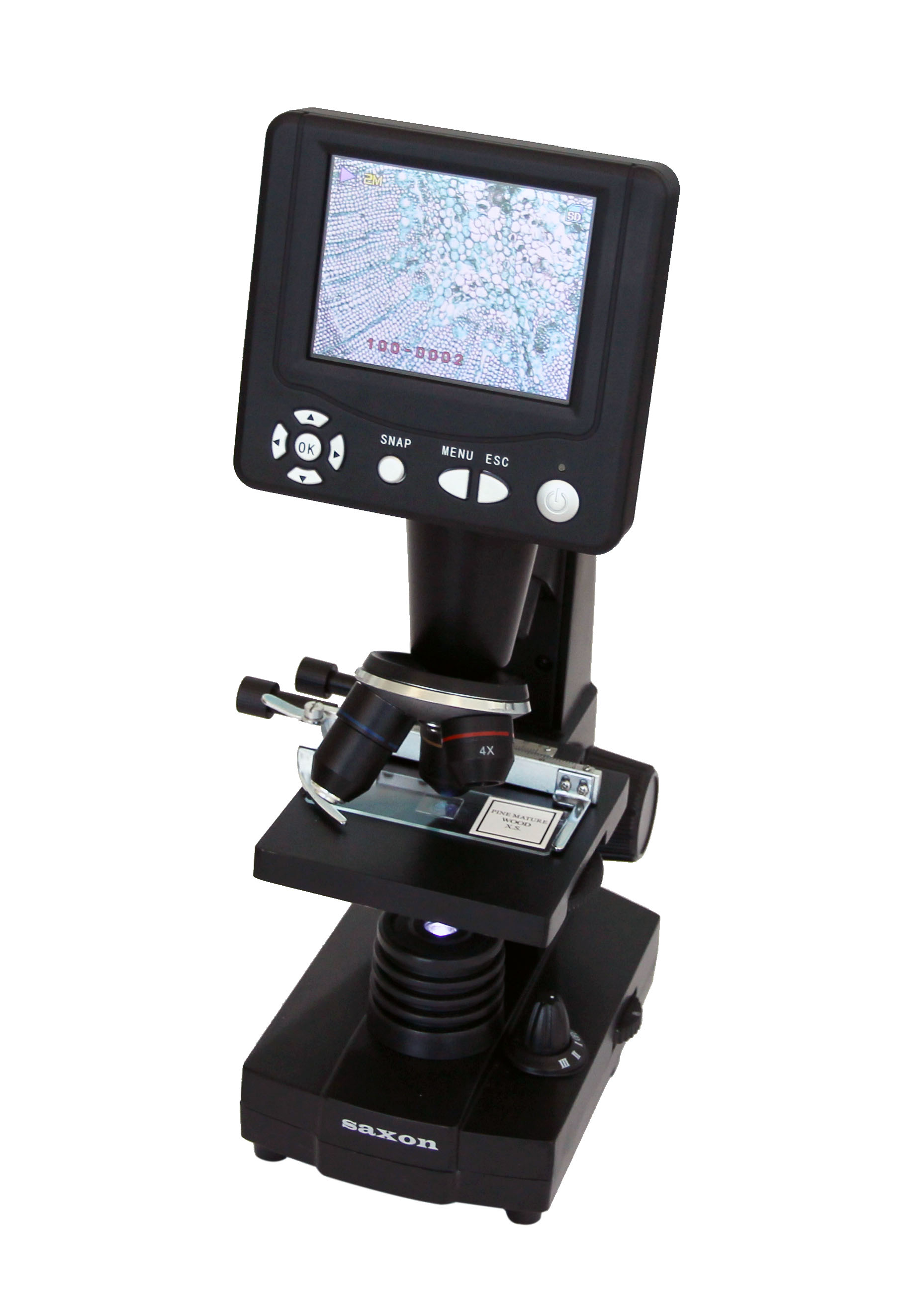 Saxon LCD Digital Microscope Scoop Price $399