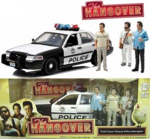 The Hangover. Ford Crown Victorian Interceptor